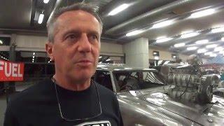 MAD MAX CARS at Hot Rod & Custom Auto Expo 2015