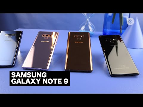 Samsung Galaxy Note 9 Launched | Samsung Galaxy Note 9 Launched Price & Features