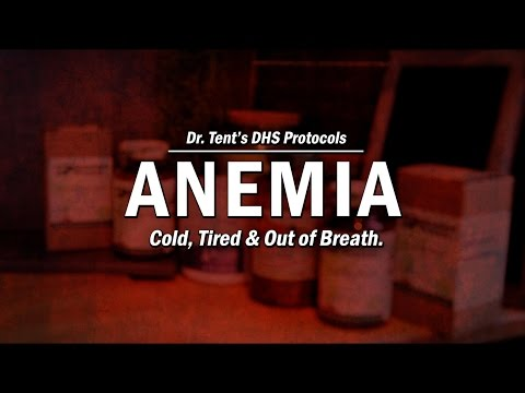 Anemia - Cold, Tired & Out of Breath