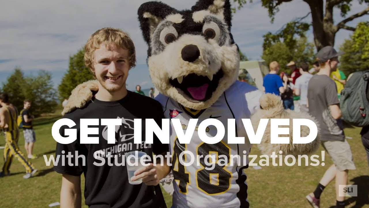 Preview image for Get Involved - Student Organizations video