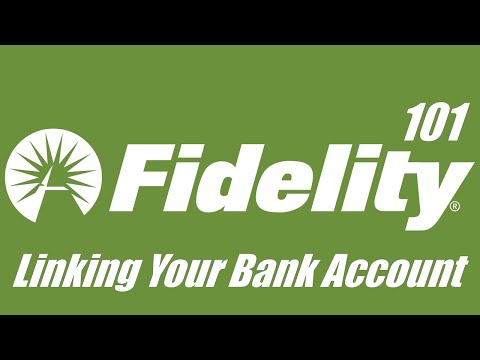 fidelity-investments-101:-linking-your-bank-to-your-investment-account-|-passive-income,-investing
