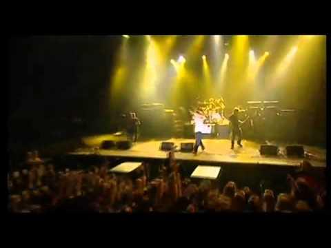 ARTILLERY - Khomaniac Live w/ intro solo at Metal Mania Festival (2008) [HD]