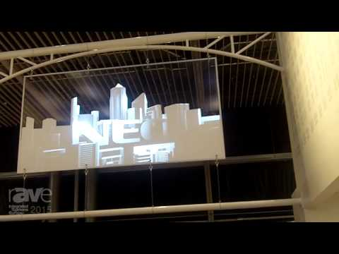 ISE 2015: NEC Introduces 1202 Laser-Based Projector with 12000 ANSI Lumens