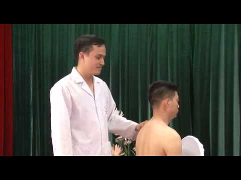 Hướng dẫn xoa bóp bệnh nhân đau vai gáy