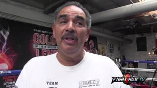Gennady Golovkin vs David Lemieux full video - Abel Sanchez Scrum video