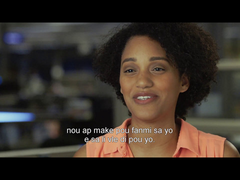 Behind the Name Tag: Disney Reservation Center video in Haitian Creole