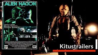 Alien Nacion Trailer (Español)