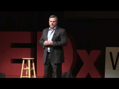 The Briefcase | Stephen Hadley | TEDxWabashCollege