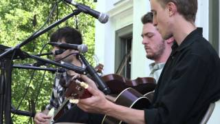 "The Down Hill Strugglers / ""If I Die A Railroad Man"" (live)"