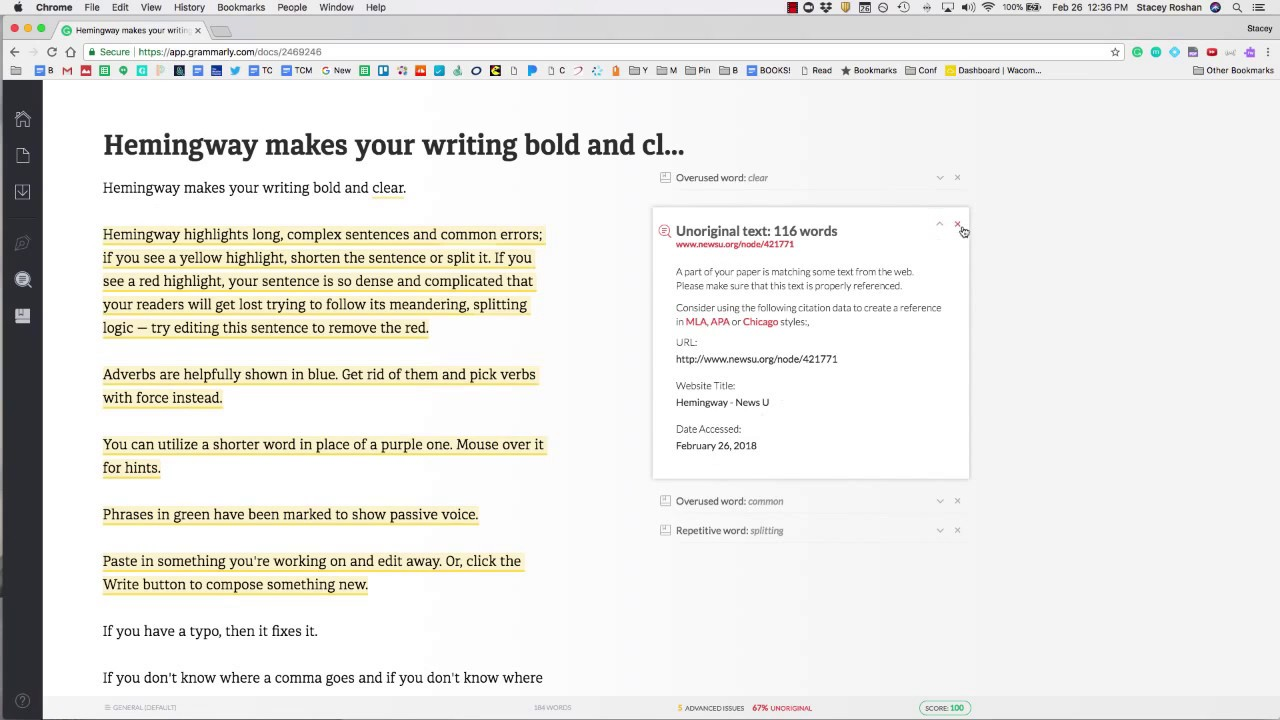 Get Grammarly premium for free on 2019 (100% Working)