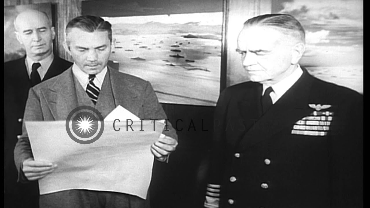 President Truman with Cabinet members on Yacht. Admiral Halsey ...