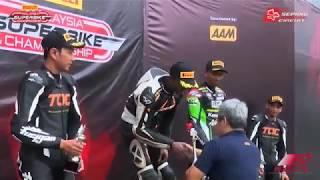 Pirelli Malaysia Superbike Championship Round 1 - Rajini Krishnan Individual Highlights