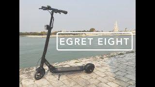 Test Egret Eight Trottinette Electrique Adulte