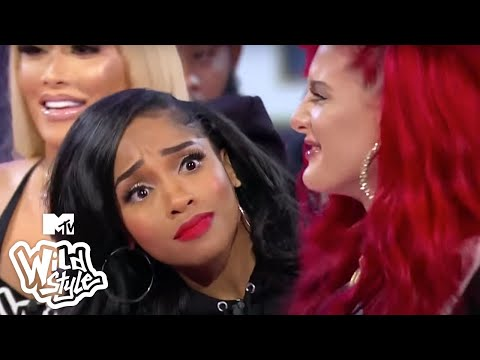DC Young Fly & Justina Valentine Roast Each Other 😂 ft. L&HH Hollywood | Wild 'N Out | #Wildstyle