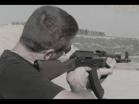 The New AK47 Slow Motion Video (MUST SEE!)