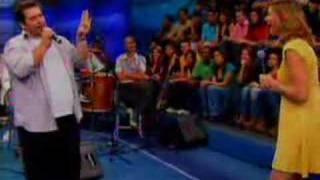 Leandro Hassum no Altas Horas 11-08-07 - Carnavalesco