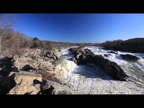 Great Falls of the Potomac River, Maryland - Josh's Waterfall Guides Maryland Episode 3