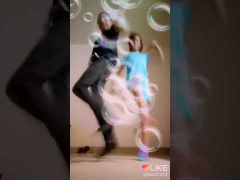 Sis vs Bro Dance off pt.1