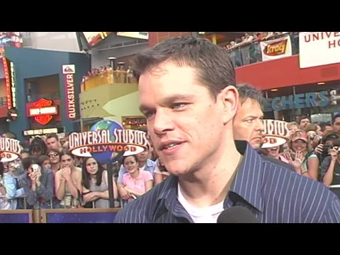 'The Bourne Identity' Premiere