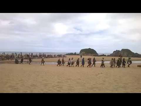 Os viquingos chegan ao Vicedo