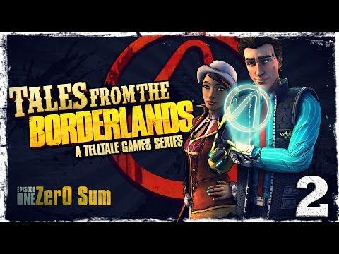 Смотреть прохождение игры Tales From The Borderlands. #2: Сделка.