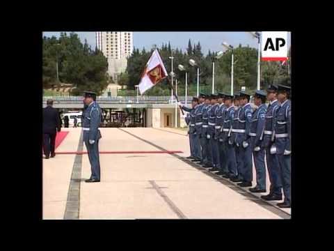 Israel - Kofi Annan visit