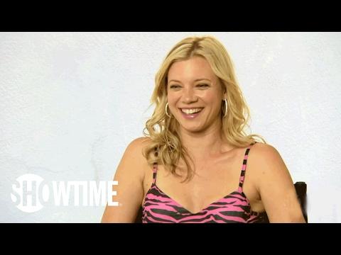 Shameless Season 2: Behind the Scenes - Amy Smart on Shameless