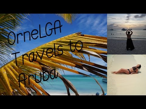 OrneLGA travels to ARUBA!