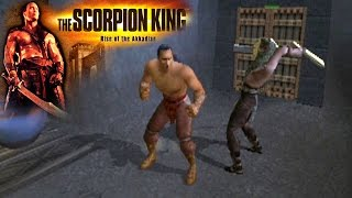 The Scorpion King: Rise of the Akkadian ... (PS2)