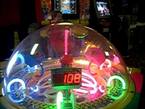 Cyclone Arcade Game Youtube