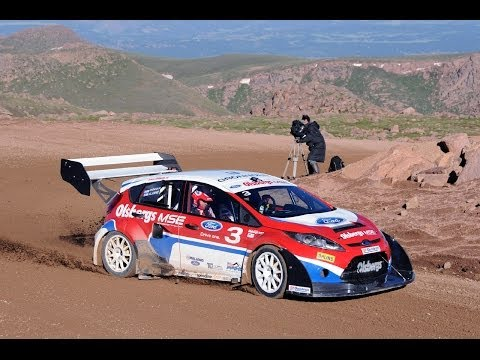 Ford Fiesta R5 Rally Car (Onboard)