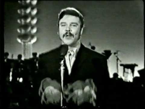Marty Wilde performs 'Abergavenny'