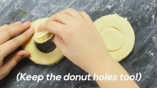 Delicious Lemon Cronuts