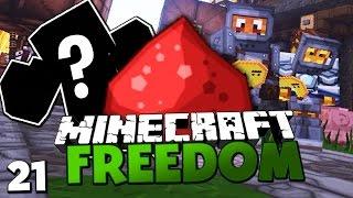 DER REDSTONE-KLON! ✪ Minecraft FREEDOM #21   Paluten [Deutsch]