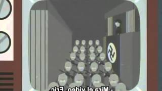 Eric Cartman as Adolf Hitler! in English