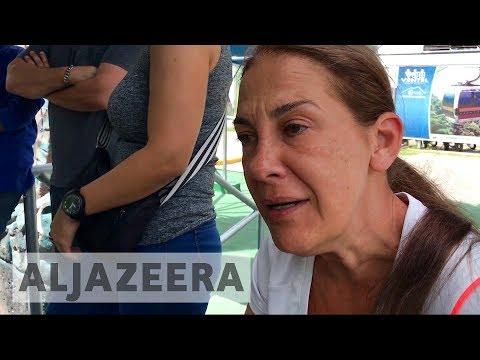 Venezuelan government accused of illegal detentions