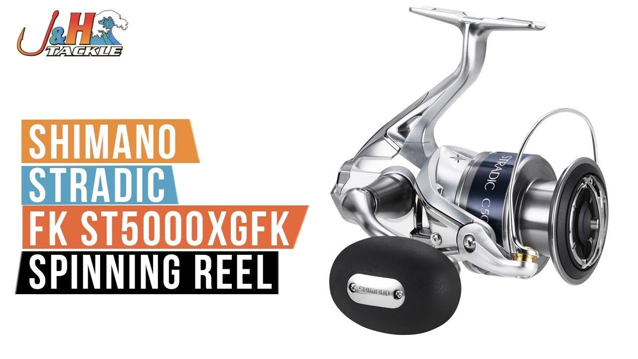 Shimano Stradic FK ST5000XGFK Spinning Reel | J&H Tackle