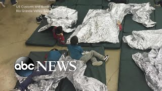 New images show the dangerous and unsanitary conditions of migrant holding facilities