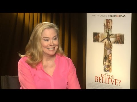 Cybill Shepherd Shares Her Spiritual Journey