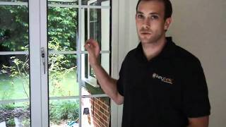 Keytek Security Tips - Additional Window Security.