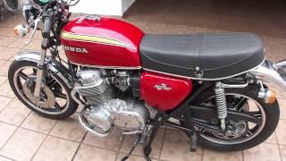Honda 750 Four ( 7 Galo )