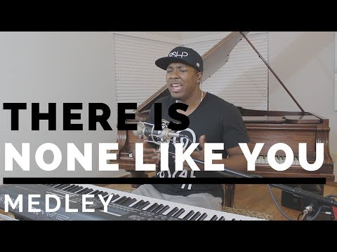 There Is None Like You/ You Are (The Love Of My Life) Medley- Jared Reynolds