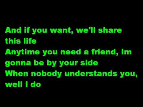 Matchbox 20 - Overjoyed (Lyrics)