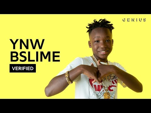 """YNW BSlime """"Slime Emotions""""   & Meaning  Verified"""