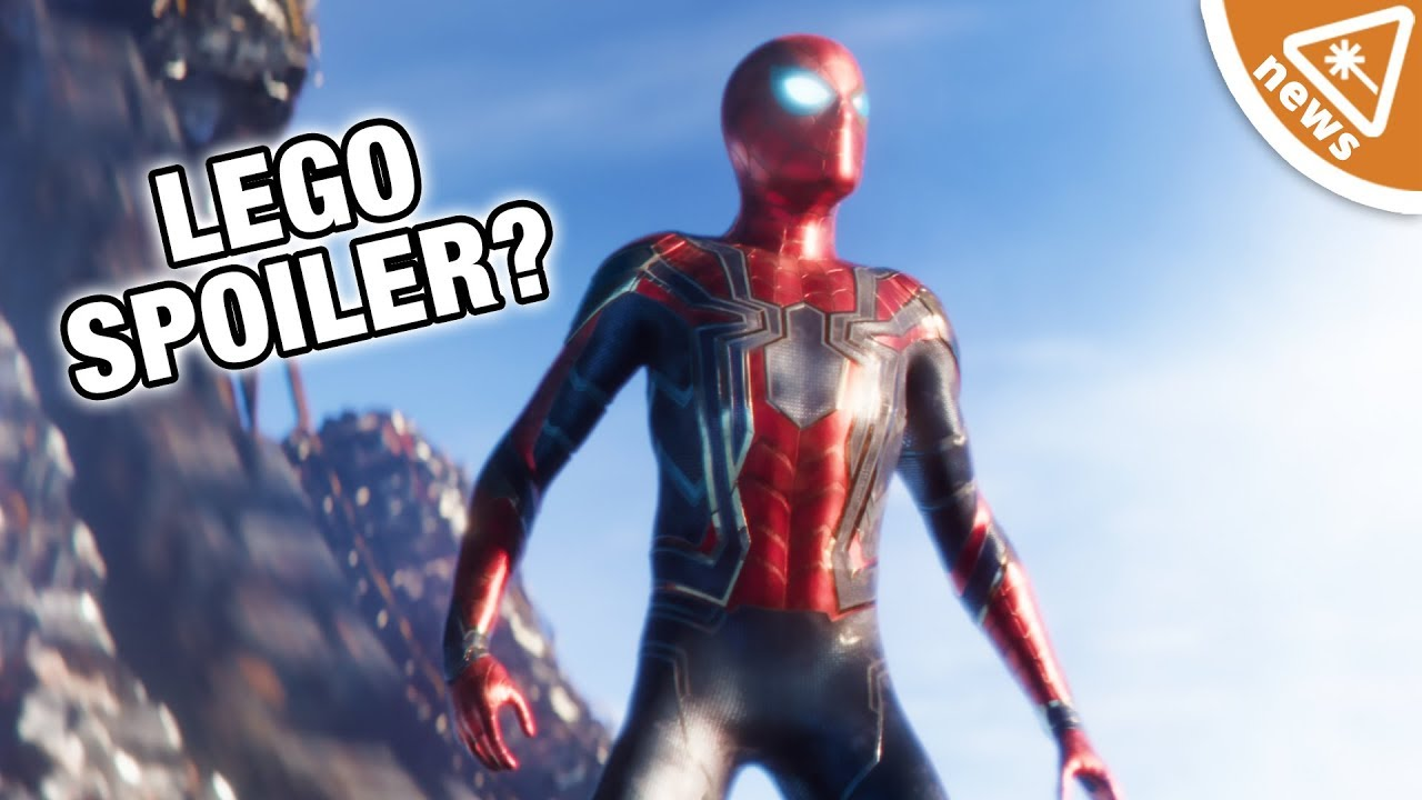 Did Spider Man S Avengers Infinity War Lego Reveal A Spoiler