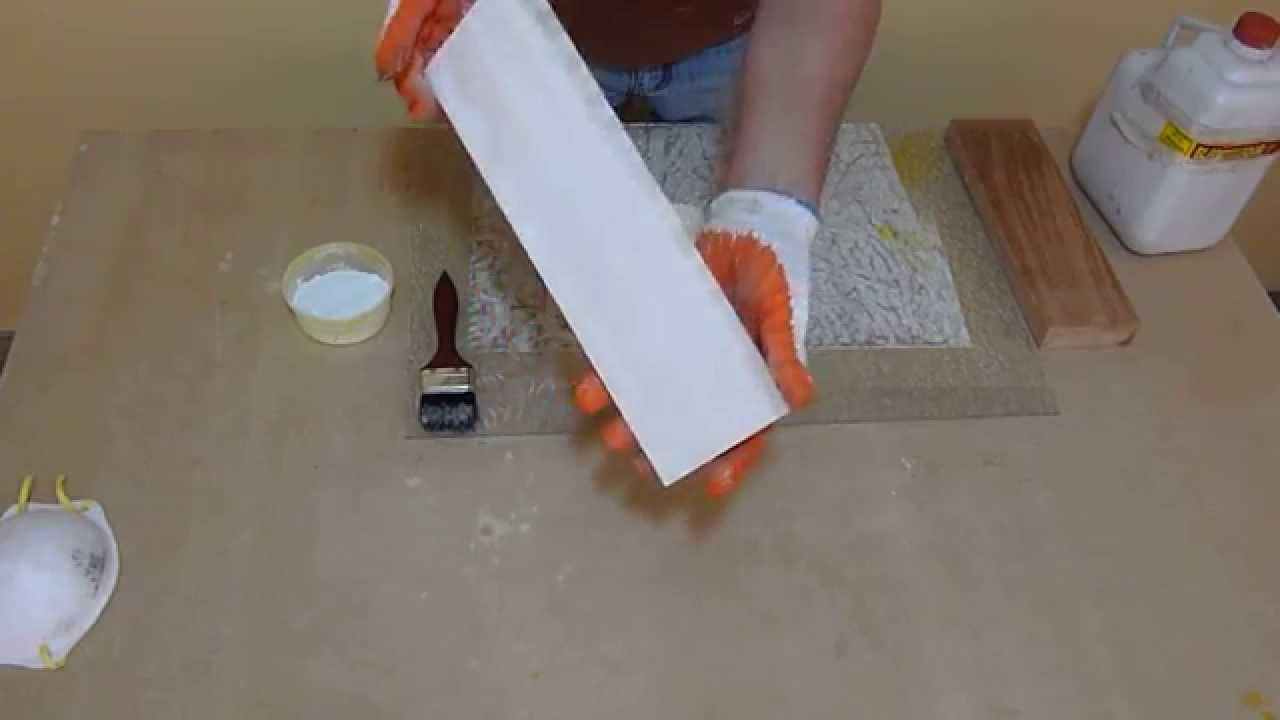 Tecnica 2 para blanquear madera youtube - Como pintar puertas de sapeli ...