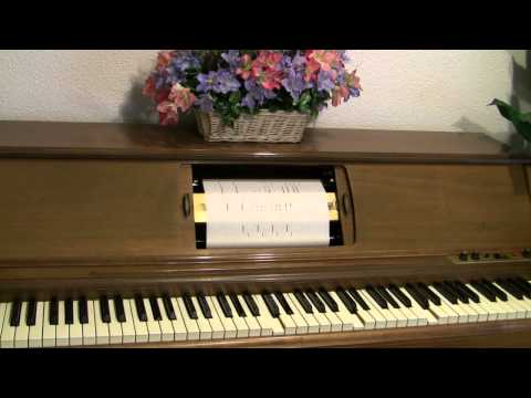 """""""Star Spangled Banner"""" Player Piano"""
