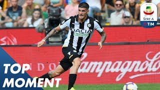 Rodrigo De Paul Goal For Udinese | Udinese1-0 Torino | Top Moment |  Serie A