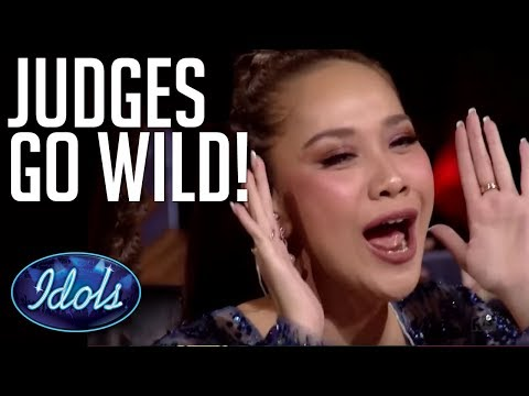 JUDGES GO WILD For Maria's Destiny's Child Cover On Indonesian Idol 2018