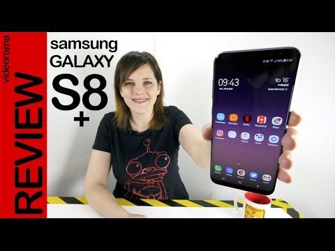 Samsung Galaxy S8 + review